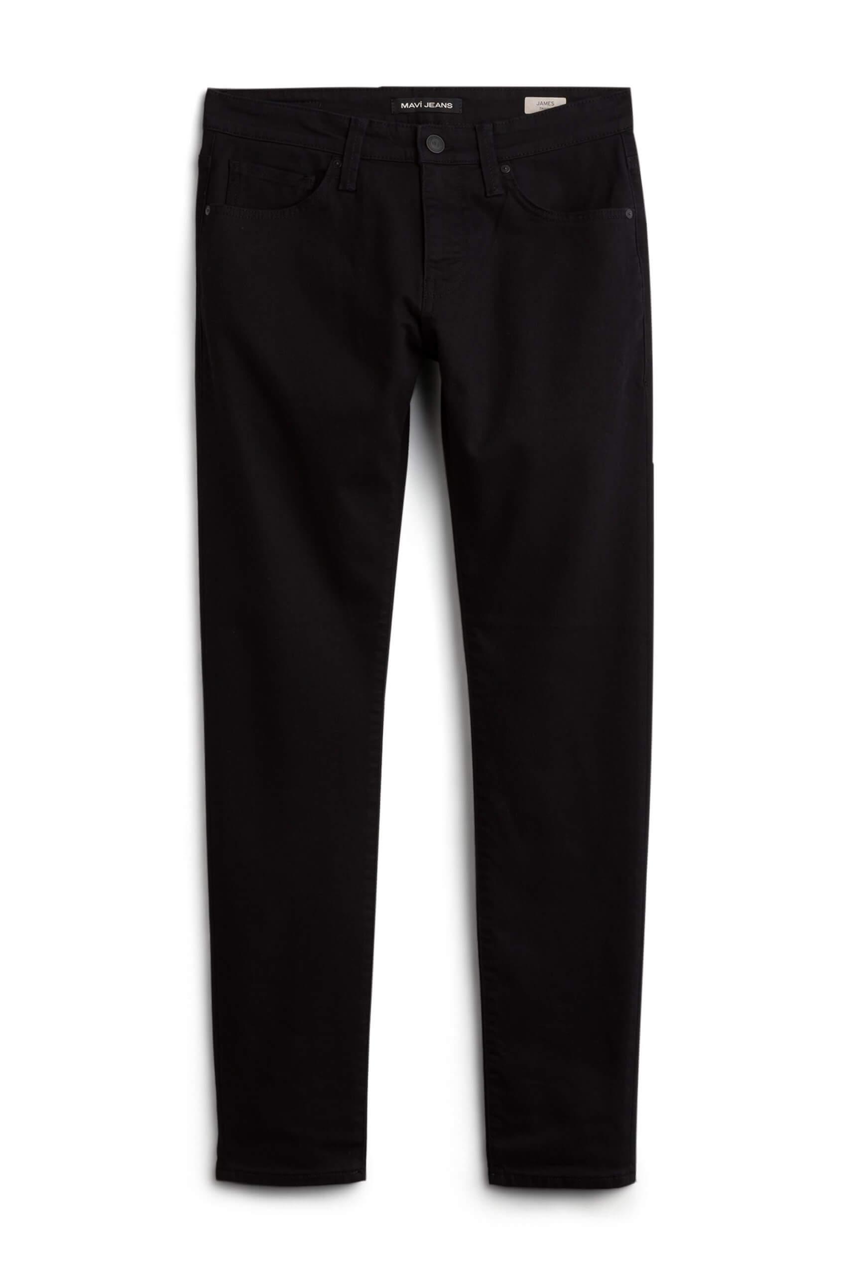 Stitch Fix Men's dark wash skinny jeans.