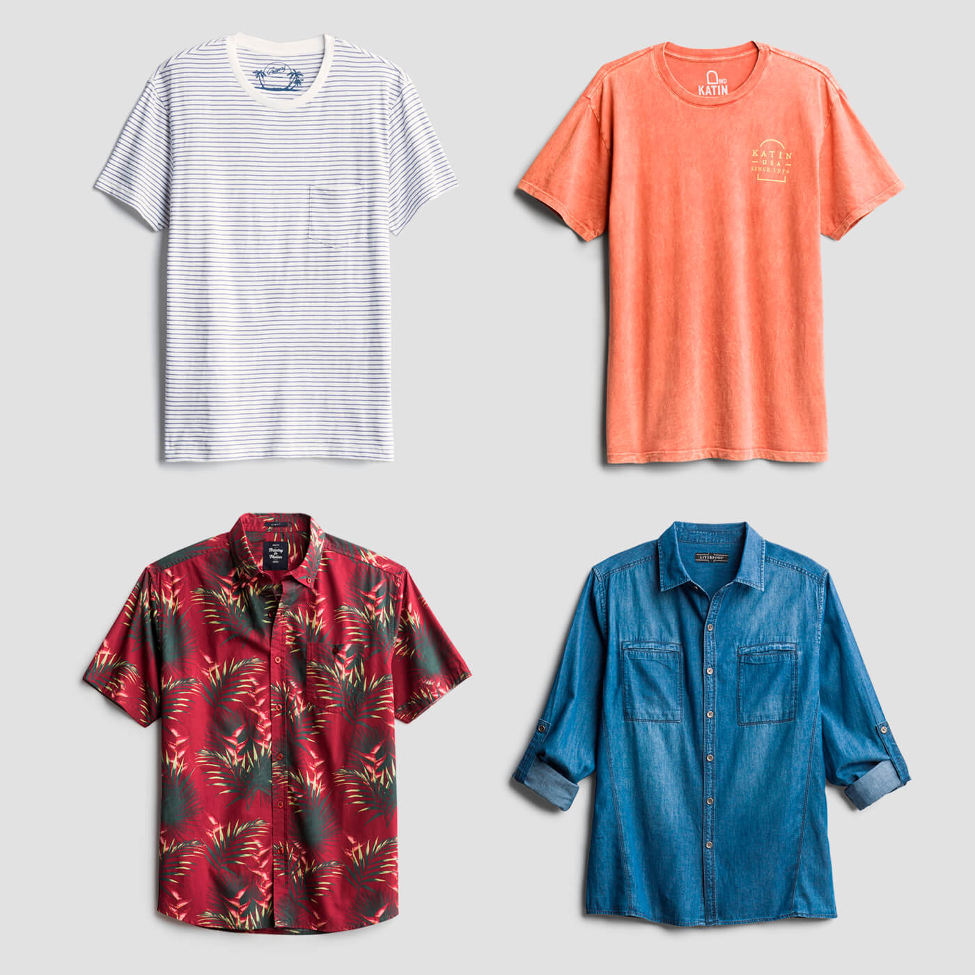 shirts for men's festival outfits