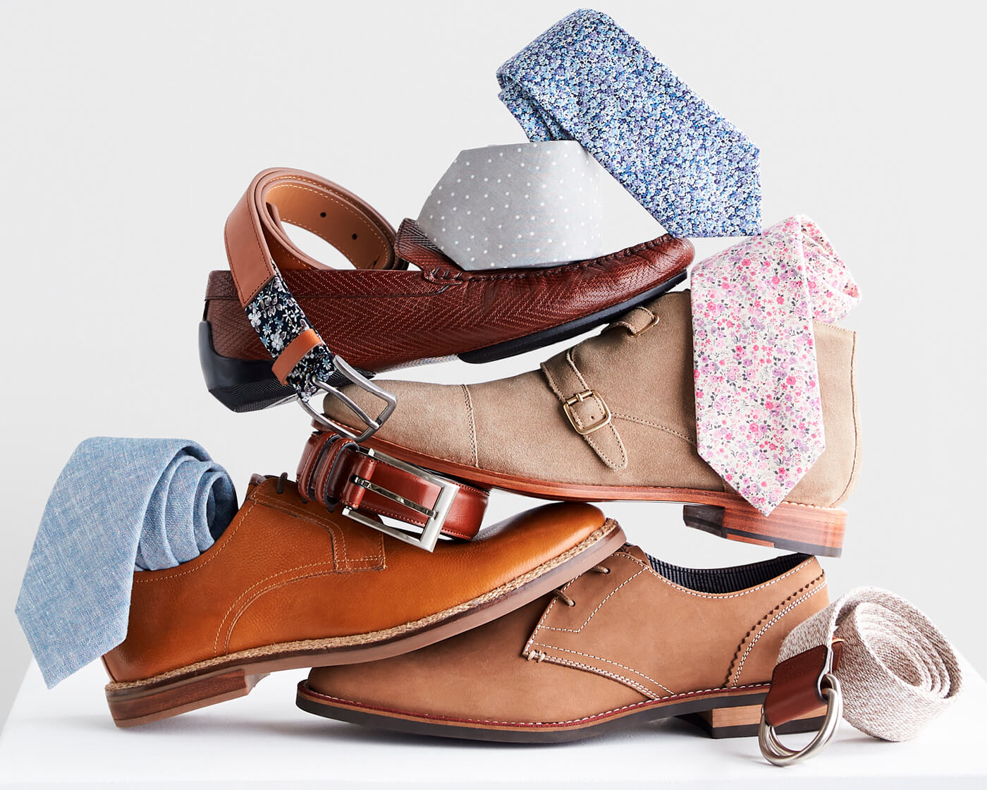 men's shoes and accessories