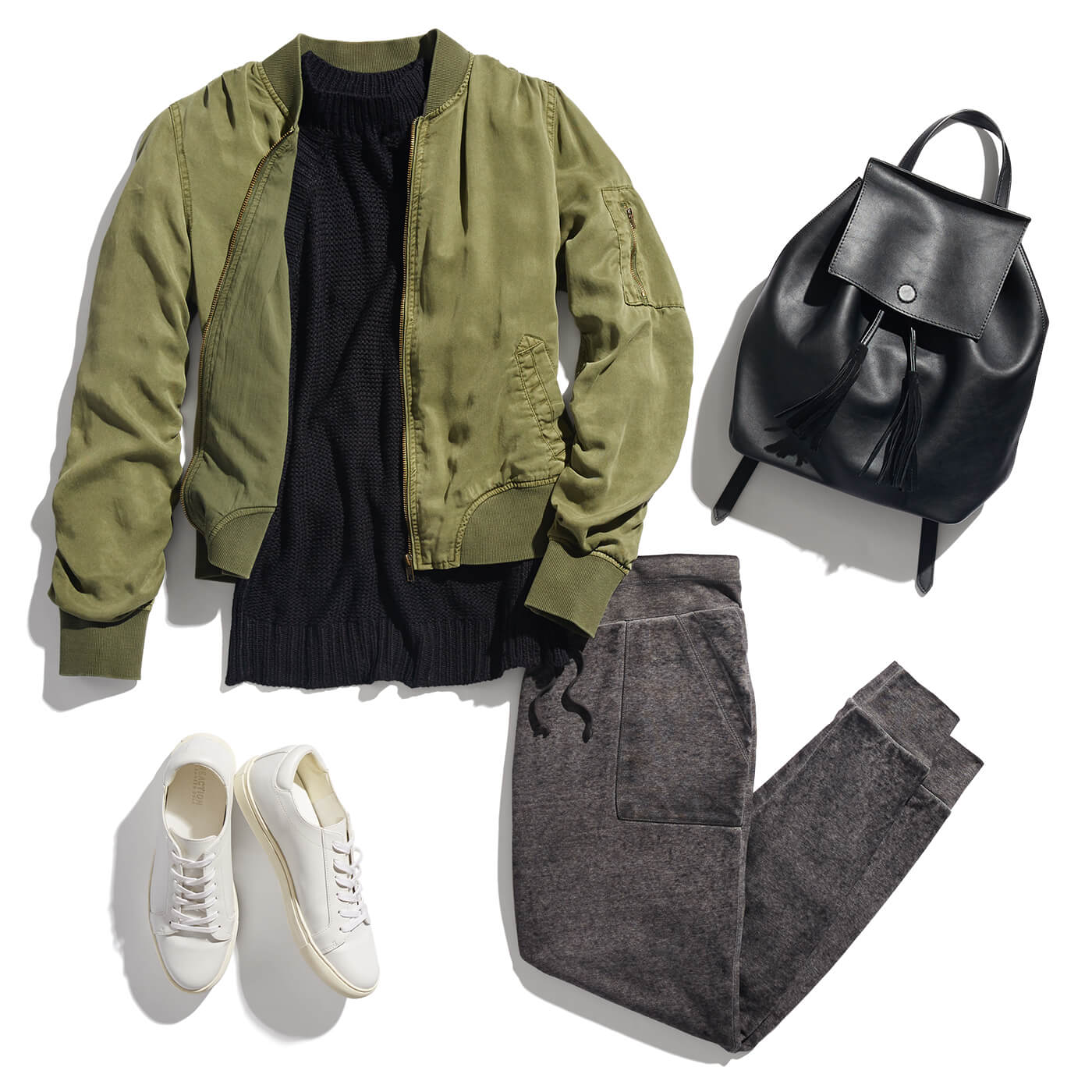Hiking Date Outfit Idea