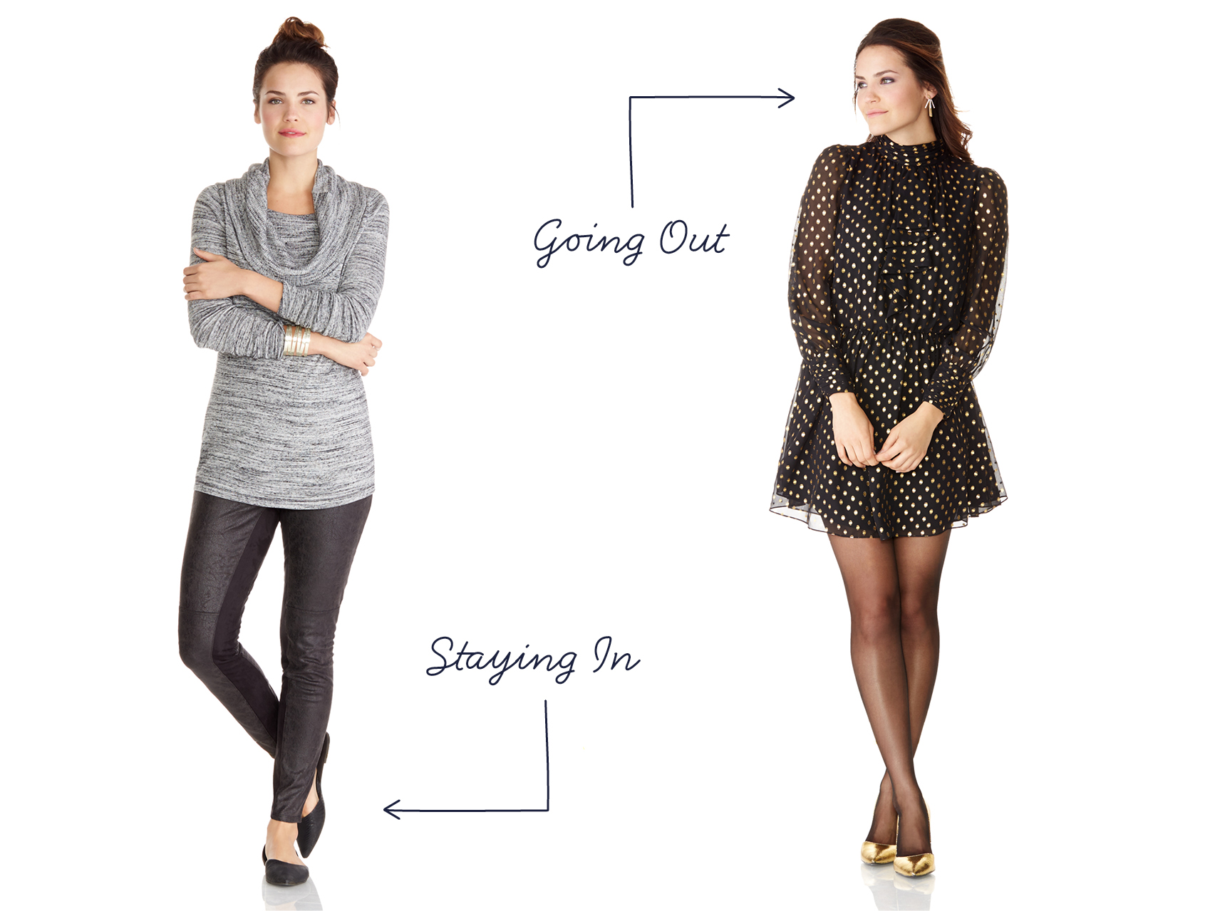 d1f51955f36 Here s our take on New Years Eve outfits—whether you re going out or  staying in!