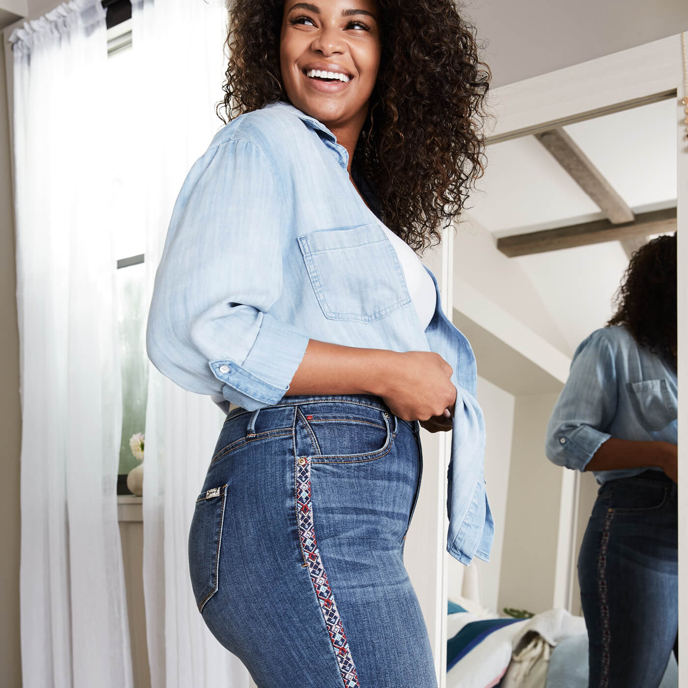 new concept c6886 f01ae How do I keep jeans from sliding down? | Stitch Fix Style