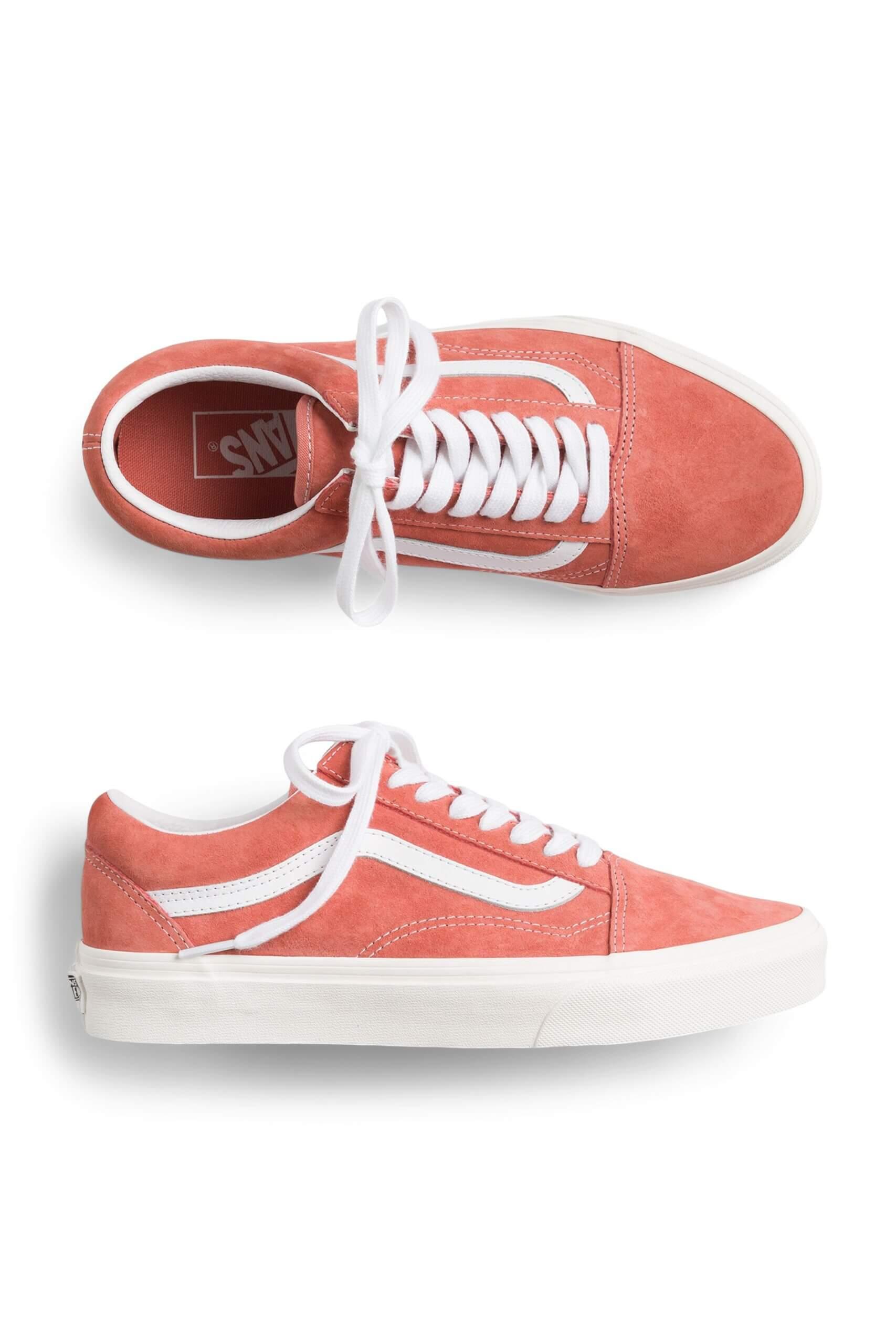 Stitch Fix Women's pink sneakers.